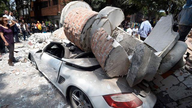 Новое разрушительное  землетрясение в Мексике: появились шокирующие данные о первых жертвах