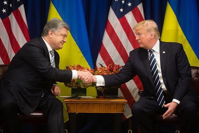 В Белом доме назвали еще одну деталь разговора Трампа с Порошенко, о которой упомянул президент