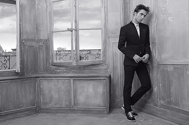 Похудевший Роберт Паттинсон снялся в стильной рекламе для Dior: фото