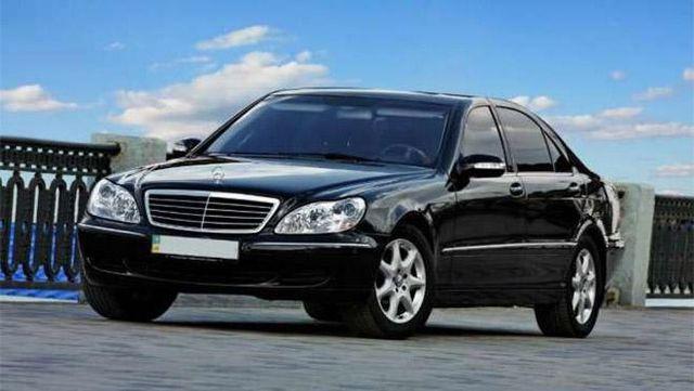 «Нафтогаз» откажется от автомобиля премиум-класса