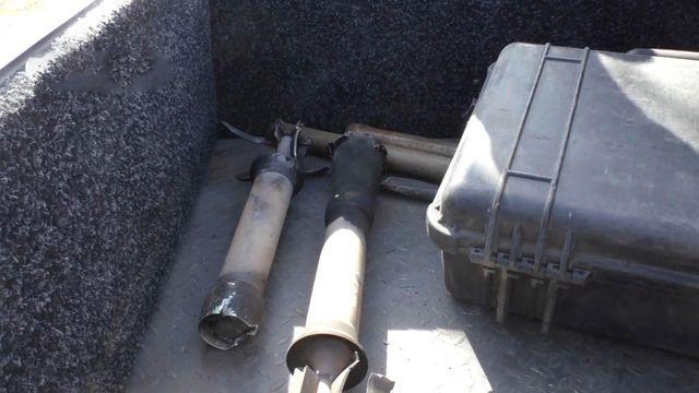 Все остатки боеприпасов со склада возле Мариуполя вывезут, – Минобороны