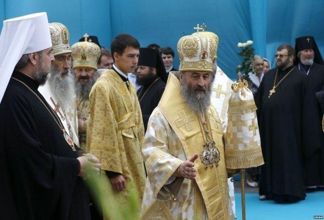 «Русский мир» vs украинская церковь: как наступают московские попы
