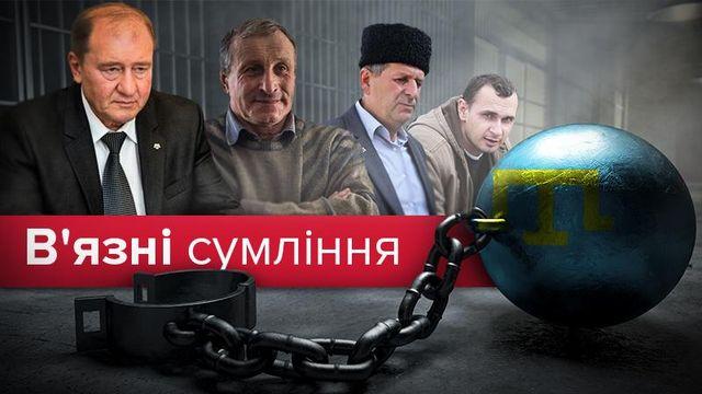 Репрессированные Путиным: крымские «узники совести», о которых нужно помнить