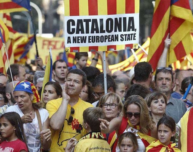Каталонская независимость: провозгласить нельзя отказаться