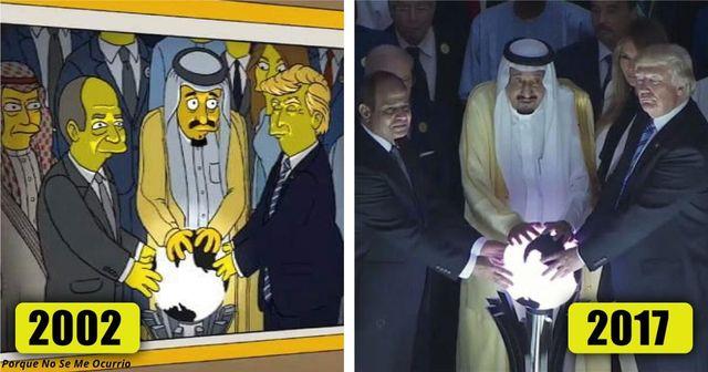 16 невероятных пророчеств мультсериала «Симпсоны», которые сбылись