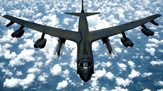 Американские ядерные бомбардировщики будут дежурить круглосуточно
