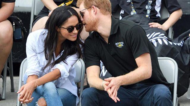 СМИ узнали дату свадьбы принца Гарри и Меган Маркл