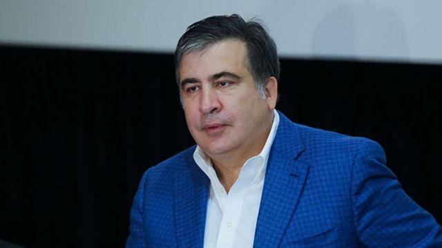 Саакашвили остро обвинил украинских нацгвардейцев в совершении преступления