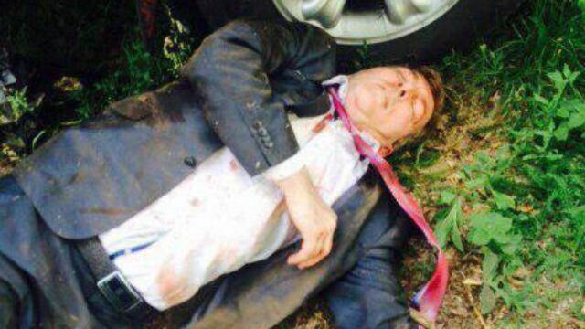 01d31780804efe Журналісти ідентифікували нападника, який 1 червня у Києві вчинив замах на  Адама Осмаєва та його дружину Аміну Окуєву.