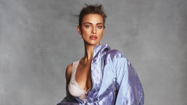 6f642bd3c63ee6 Всесвітньовідома модель Ірина Шейк, яка два місяці тому народила доньку від  актора Бредлі Купера, знялася у сексуальній фотосесії.