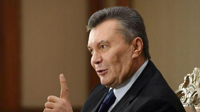 Оболонський районний суд Києва продовжить розглядати справу за  обвинуваченням екс-президента України Віктора Януковича в державній зраді  15 серпня о 14  00. 6d9853d766f4c